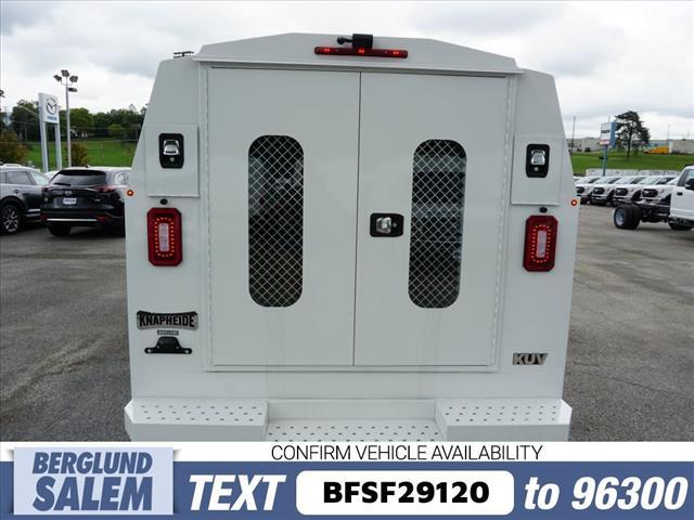 2018 E-350 4x2,  Knapheide KUV Service Utility Van #SF29120 - photo 12