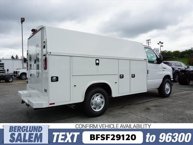 2018 E-350 4x2,  Knapheide KUV Service Utility Van #SF29120 - photo 2