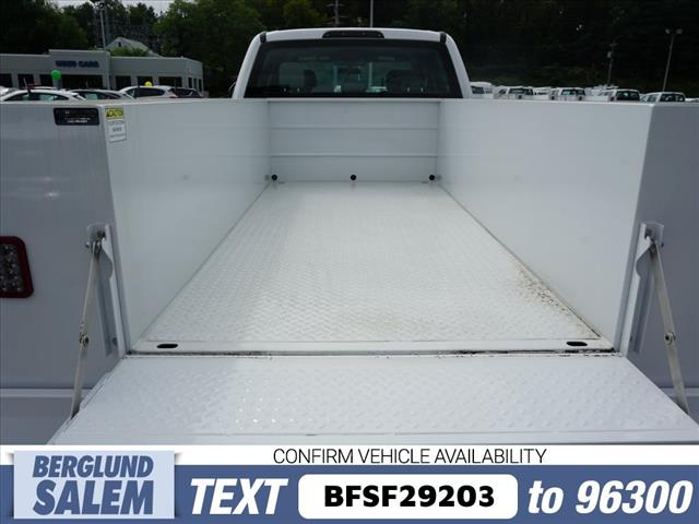 2018 F-350 Crew Cab DRW 4x4,  Reading SL Service Body #SF29203 - photo 13