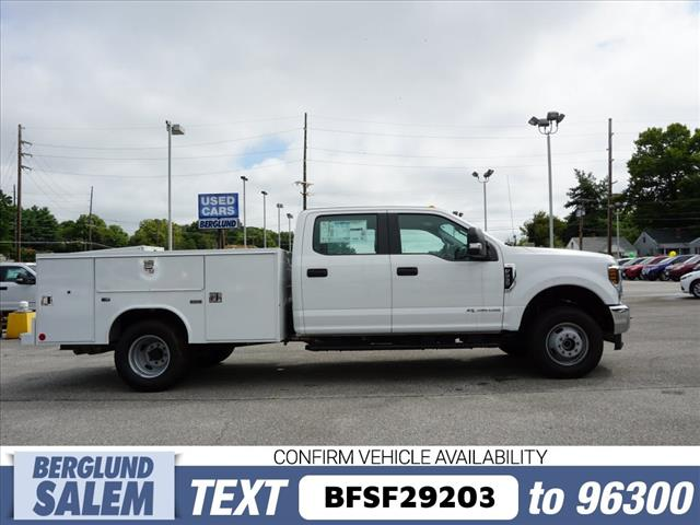 2018 F-350 Crew Cab DRW 4x4,  Reading Service Body #SF29203 - photo 5