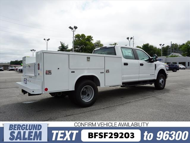 2018 F-350 Crew Cab DRW 4x4,  Reading Service Body #SF29203 - photo 4