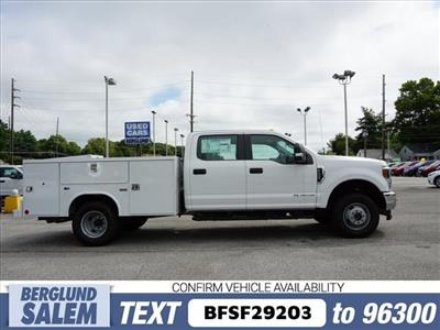 2018 F-350 Crew Cab DRW 4x4,  Reading SL Service Body #SF29203 - photo 5