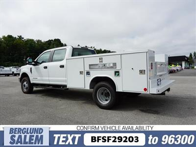 2018 F-350 Crew Cab DRW 4x4,  Reading SL Service Body #SF29203 - photo 6