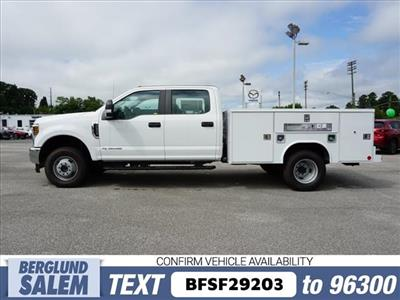 2018 F-350 Crew Cab DRW 4x4,  Reading SL Service Body #SF29203 - photo 1