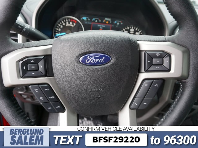 2018 F-150 SuperCrew Cab 4x4,  Pickup #SF29220 - photo 14