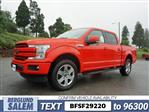 2018 F-150 SuperCrew Cab 4x4,  Pickup #SF29220 - photo 7