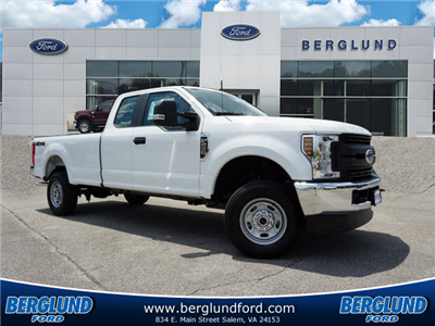 2018 F-250 Super Cab 4x4,  Pickup #SF29227 - photo 1