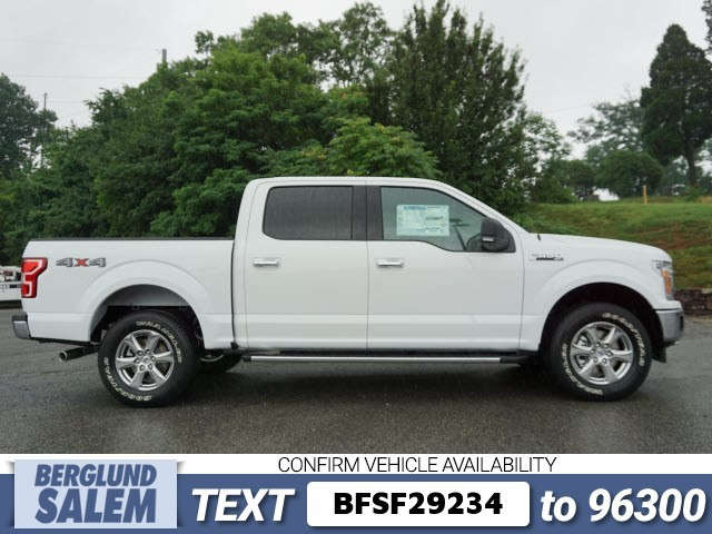 2018 F-150 SuperCrew Cab 4x4,  Pickup #SF29234 - photo 3