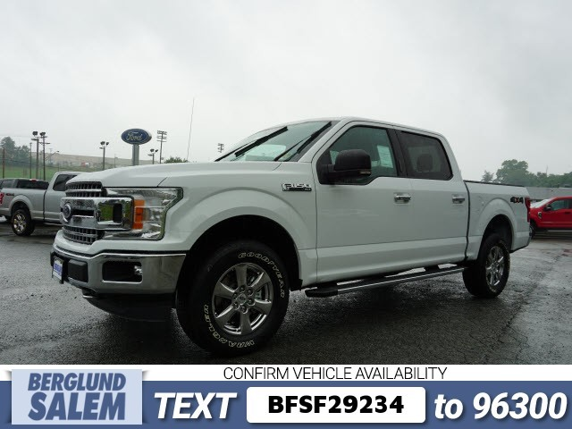 2018 F-150 SuperCrew Cab 4x4,  Pickup #SF29234 - photo 7