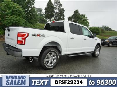 2018 F-150 SuperCrew Cab 4x4,  Pickup #SF29234 - photo 2