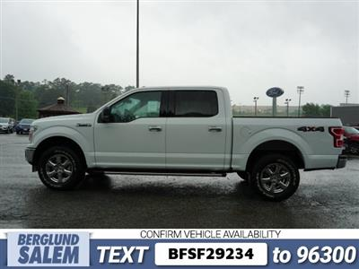 2018 F-150 SuperCrew Cab 4x4,  Pickup #SF29234 - photo 6