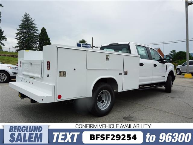 2018 F-350 Crew Cab DRW 4x4,  Reading Service Body #SF29254 - photo 2
