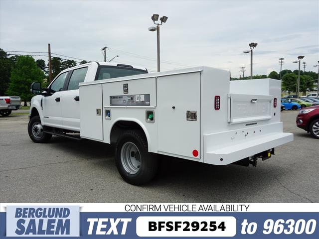 2018 F-350 Crew Cab DRW 4x4,  Reading Service Body #SF29254 - photo 5