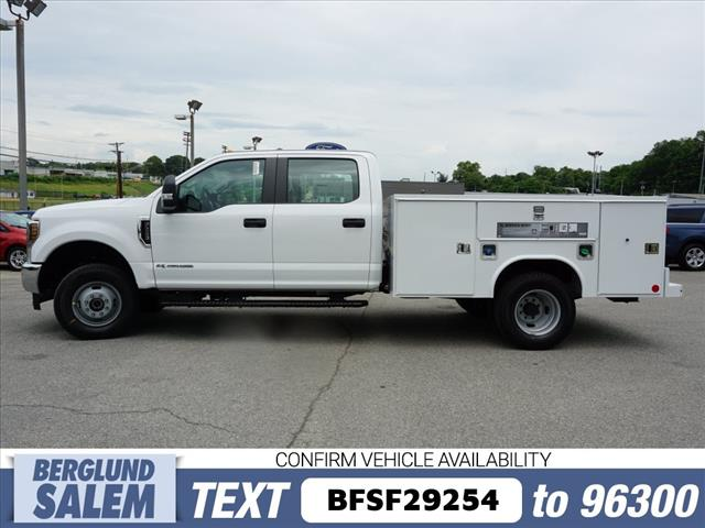 2018 F-350 Crew Cab DRW 4x4,  Reading Service Body #SF29254 - photo 6