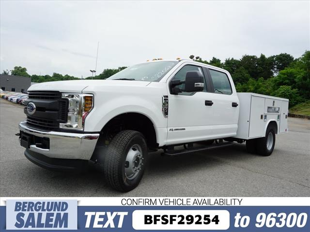 2018 F-350 Crew Cab DRW 4x4,  Reading Service Body #SF29254 - photo 7