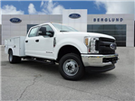 2018 F-350 Crew Cab DRW 4x4,  Reading Service Body #SF29254 - photo 1
