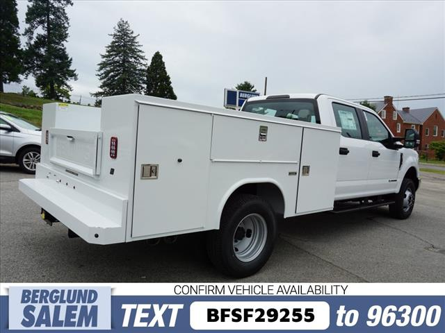 2018 F-350 Crew Cab DRW 4x4,  Reading Service Body #SF29255 - photo 2