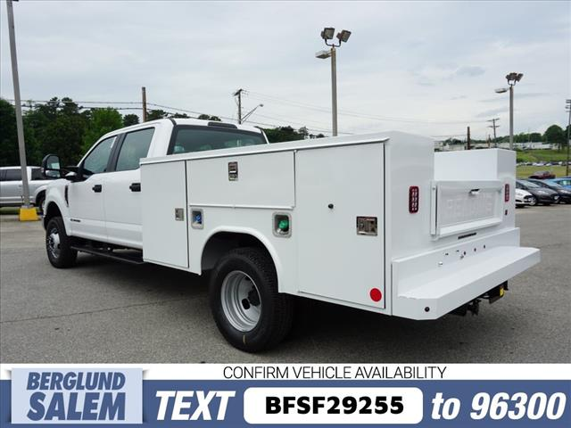 2018 F-350 Crew Cab DRW 4x4,  Reading Service Body #SF29255 - photo 5
