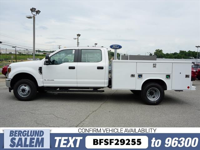 2018 F-350 Crew Cab DRW 4x4,  Reading Service Body #SF29255 - photo 6