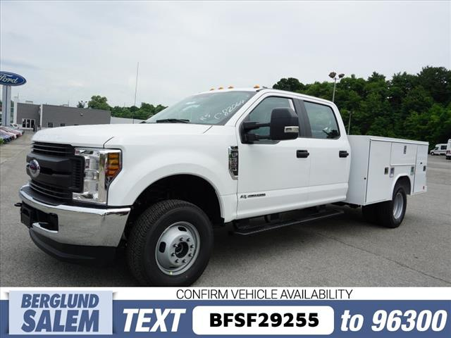 2018 F-350 Crew Cab DRW 4x4,  Reading Service Body #SF29255 - photo 7