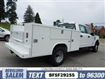 2018 F-350 Crew Cab DRW 4x4,  Reading Service Body #SF29255 - photo 1