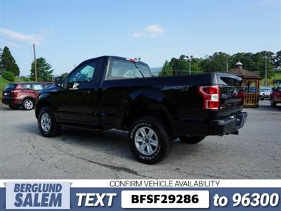2018 F-150 Regular Cab 4x4,  Pickup #SF29286 - photo 5