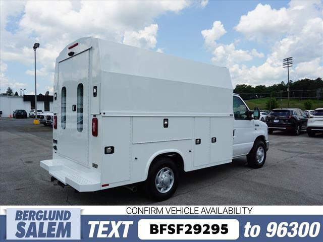 2018 E-350 4x2, Knapheide Service Utility Van #SF29295 - photo 1
