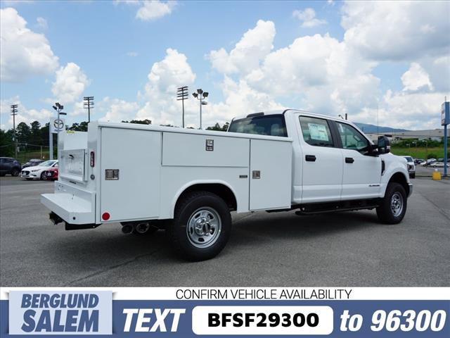 2018 F-350 Crew Cab 4x4,  Reading Classic II Steel Service Body #SF29300 - photo 2