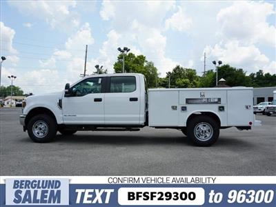 2018 F-350 Crew Cab 4x4,  Reading Classic II Steel Service Body #SF29300 - photo 6