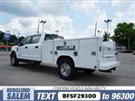 2018 F-350 Crew Cab 4x4,  Reading Classic II Steel Service Body #SF29300 - photo 5