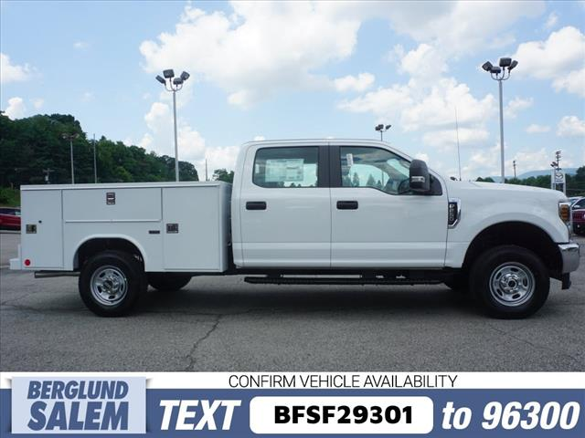 2018 F-250 Crew Cab 4x4,  Reading SL Service Body #SF29301 - photo 3