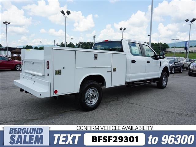 2018 F-250 Crew Cab 4x4,  Reading SL Service Body #SF29301 - photo 2