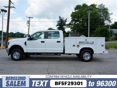 2018 F-250 Crew Cab 4x4,  Reading SL Service Body #SF29301 - photo 6