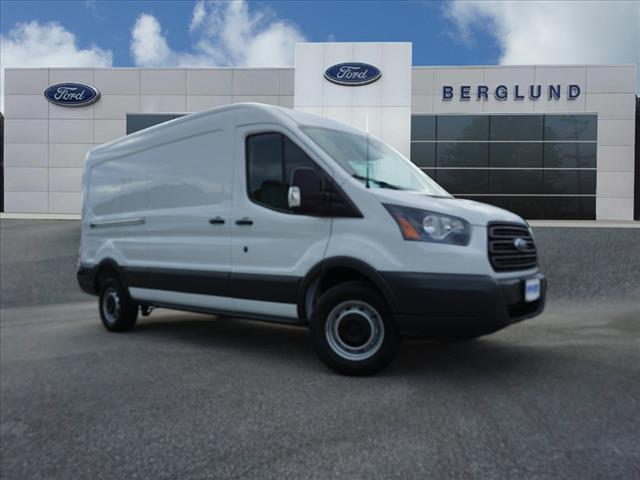 2018 Transit 350 Med Roof 4x2,  Empty Cargo Van #SF29328 - photo 3