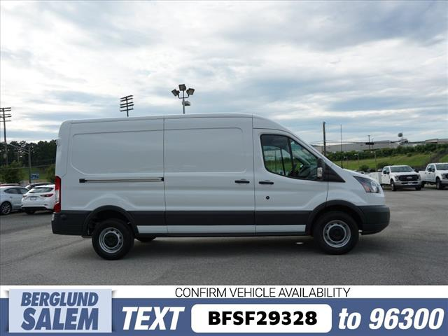 2018 Transit 350 Med Roof 4x2,  Empty Cargo Van #SF29328 - photo 4