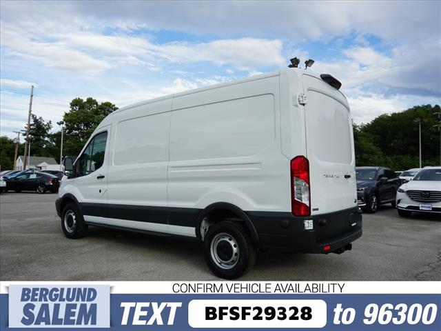 2018 Transit 350 Med Roof 4x2,  Empty Cargo Van #SF29328 - photo 7