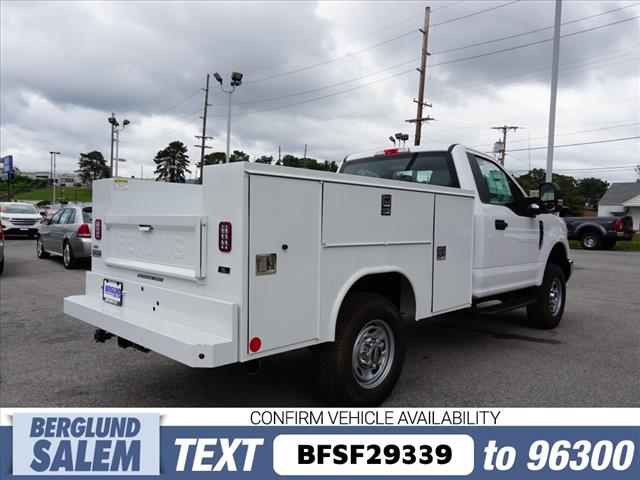 2018 Ford F-250 Regular Cab 4x4, Reading Service Body #SF29339 - photo 1