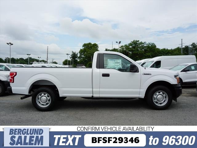2018 F-150 Regular Cab 4x2,  Pickup #SF29346 - photo 3