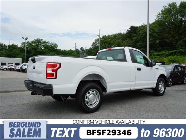 2018 F-150 Regular Cab 4x2,  Pickup #SF29346 - photo 2