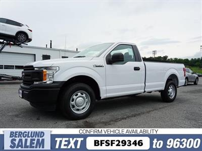 2018 F-150 Regular Cab 4x2,  Pickup #SF29346 - photo 7