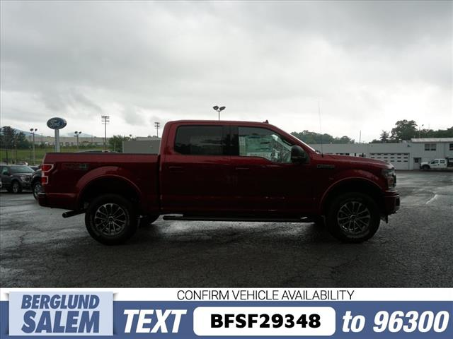 2018 F-150 SuperCrew Cab 4x4,  Pickup #SF29348 - photo 3