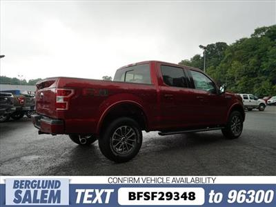 2018 F-150 SuperCrew Cab 4x4,  Pickup #SF29348 - photo 2