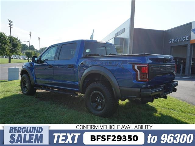2018 F-150 SuperCrew Cab 4x4,  Pickup #SF29350 - photo 4