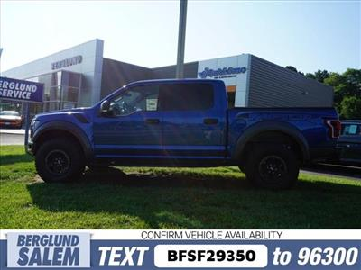 2018 F-150 SuperCrew Cab 4x4,  Pickup #SF29350 - photo 6