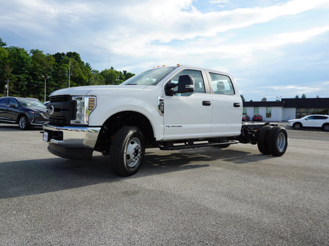 2018 F-350 Crew Cab DRW 4x4,  Cab Chassis #SF29381 - photo 1