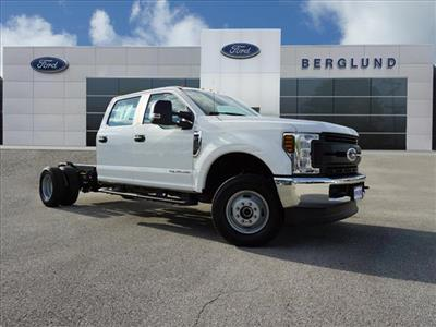 2018 F-350 Crew Cab DRW 4x4,  Cab Chassis #SF29381 - photo 3
