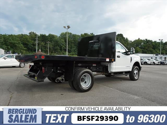 2018 F-350 Regular Cab DRW 4x4,  Freedom Platform Body #SF29390 - photo 2