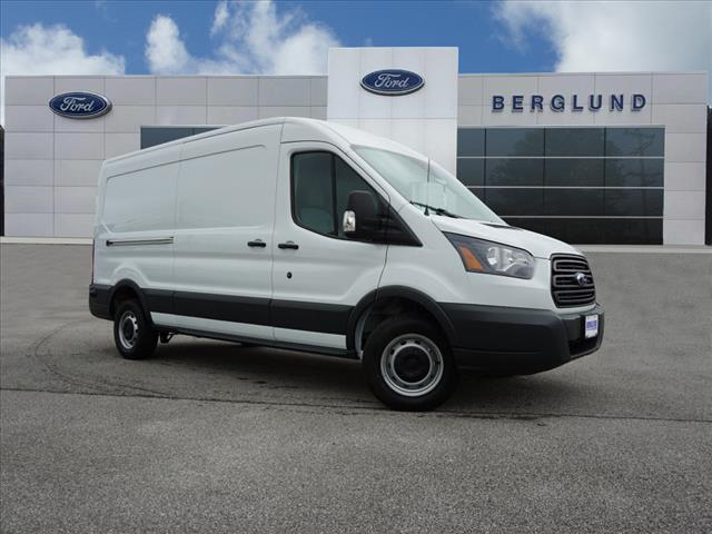 2018 Transit 250 Med Roof 4x2,  Empty Cargo Van #SF29400 - photo 3