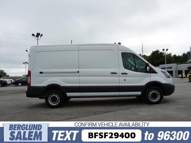 2018 Transit 250 Med Roof 4x2,  Empty Cargo Van #SF29400 - photo 4