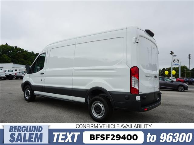2018 Transit 250 Med Roof 4x2,  Empty Cargo Van #SF29400 - photo 7